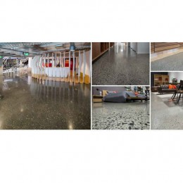 Megafloor By Polished Concrete
